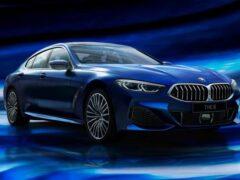 В Японии начались продажи «коллекционных» BMW 8-Series Gran Coupe