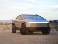 Электропикап Tesla Cybertruck стал рекордсменом, собрав 1 млн предзаказов