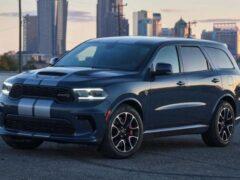 Выпуск Dodge Durango SRT Hellcat решили возобновить