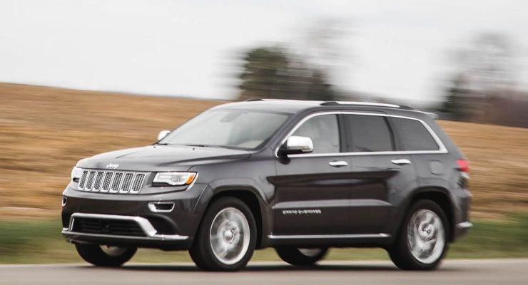Jeep Grand Cherokee, внедорожник нового поколения