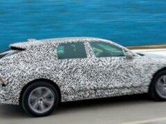Cadillac впервые показал официальные фото электрокара Lyriq