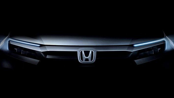 Honda, новая модель