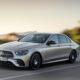 Опубликован рендер Mercedes-Benz E-Class нового поколения
