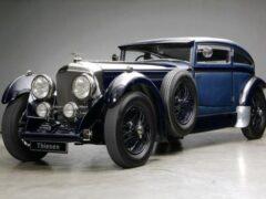 Реплику одного из самых известных Bentley выставили на продажу