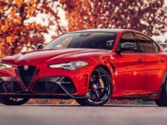 Alfa Romeo отказывается от платформы Giorgio