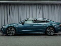 Официально представлен седан Audi A7L 2021 года для Китая