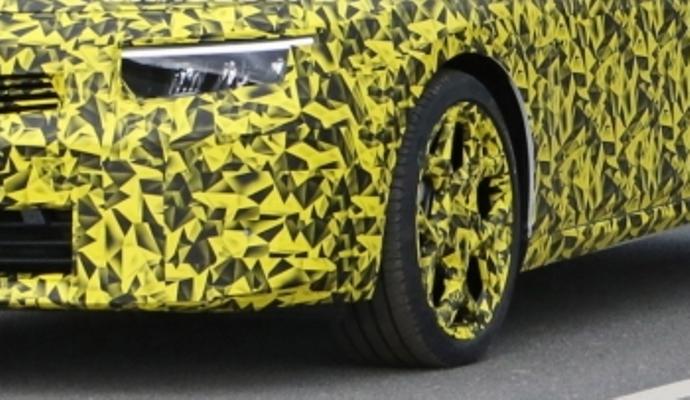 Opel Astra, новый
