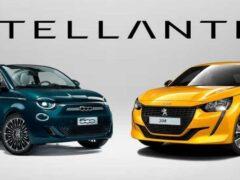 Stellantis обошел Volkswagen по продажам в Европе в 2021 году