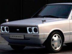 Pony Heritage: электрокар на базе 50-летнего Hyundai