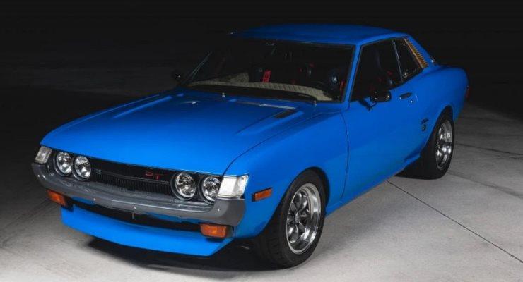 Toyota Celica 1974 года