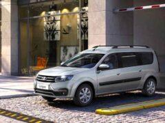 АвтоВАЗ объяснил, почему LADA Largus FL не имеет системы стабилизации