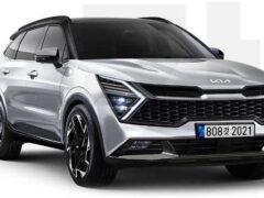 Компания Kia представит новый Kia Sportage через полтора месяца