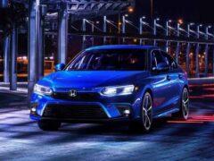 Honda официально представила новый Civic 2022