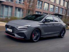 Hyundai начала продажи обновленного i30 N в Великобритании
