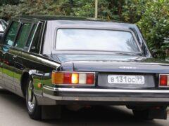 ЗИЛ-4104: лимузин генсеков от застоя до перестройки