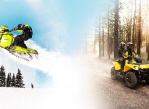 Квадроциклы и снегоходы тоже смогут отправлять на штрафстоянки