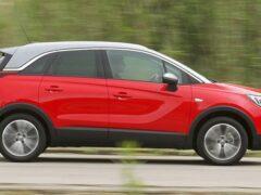 Обновленный Opel Crossland вышел на российский рынок