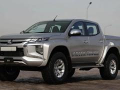 Российское подразделение Arctic Trucks доработало Mitsubishi L200