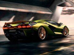 Lamborghini потратит 1,5 млрд евро на электрификацию модельного ряда