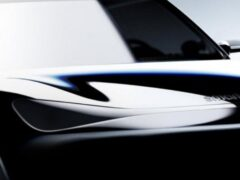 Новый электрокроссовер Smart представят осенью 2021 года