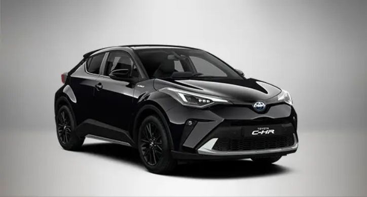 Toyota C-HR Black Edition