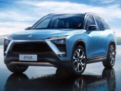 Китайские электромобили Nio выходят на рынок Европы