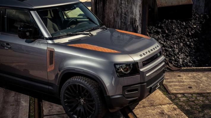 Land Rover Defender, пакет Valiance Rusty Rough