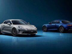 Alpine выпустила лимитированную модель A110 Legende GT