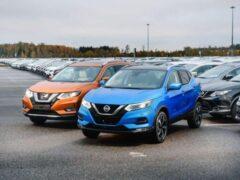 Начались продажи Nissan Qashqai и X-Trail с системой автономного вождения