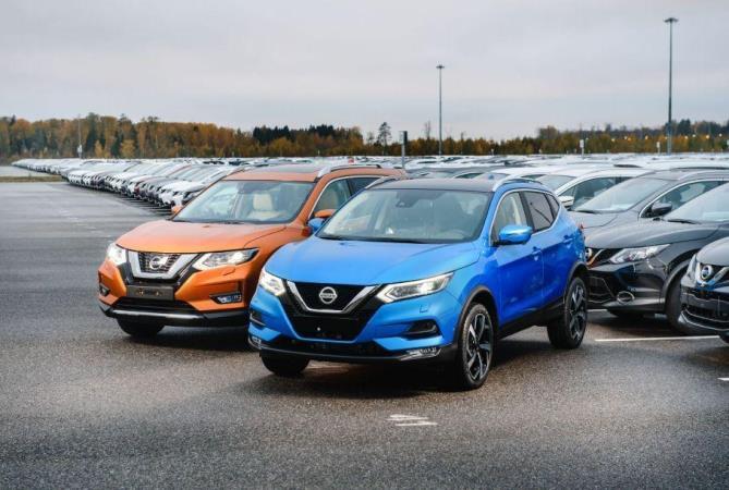 Nissan Qashqai и X-Trail 2021