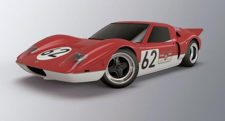 Project 62, спорткар
