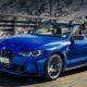 BMW выпустила кабриолет M4 с 510-сильным мотором и полным приводом