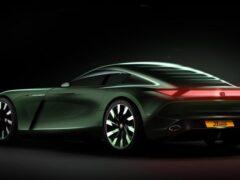 Британский Bristol Cars возродиться в виде электрического бренда