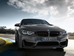 BMW готовит к выпуску брутальный и очень дорогой седан M3 CS