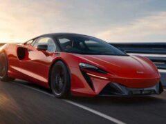 McLaren пояснил, почему гибрид Artura получился таким лёгким