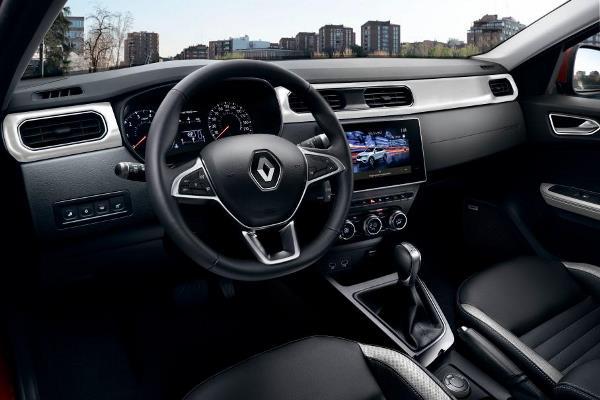 Renault Arkana Prime, салон