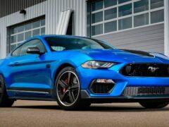 Ford заплатит 58 миллионов рублей за ошибку в рекламе Mustang Mach 1