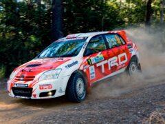 Toyota Corolla стала первым водородомобилем, участвовавшим в гонке
