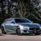 Уникальный универсал Maserati Quattroporte выставлен на продажу