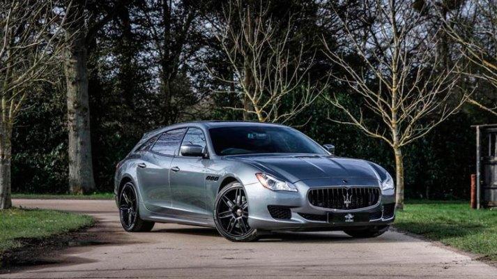Maserati Quattroporte, универсал