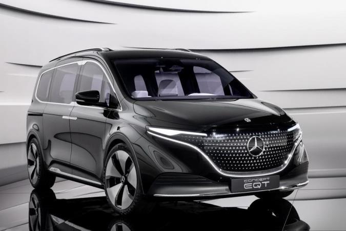 Mercedes-Benz EQT Concept
