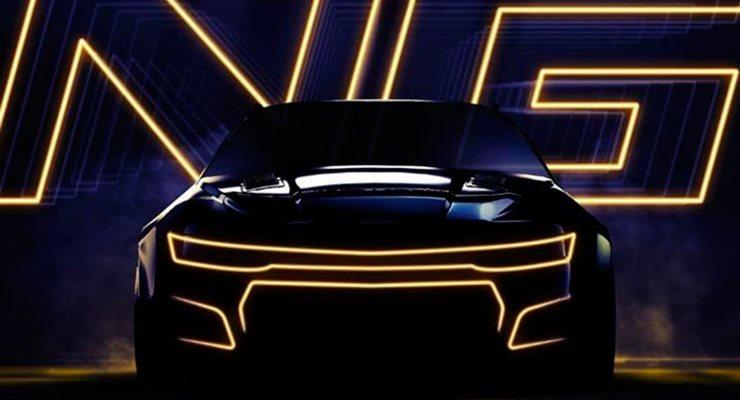 Chevrolet Camaro, гоночный, новое поколение