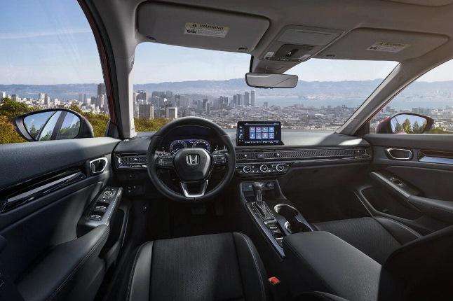 Honda Civic, 11-го поколения