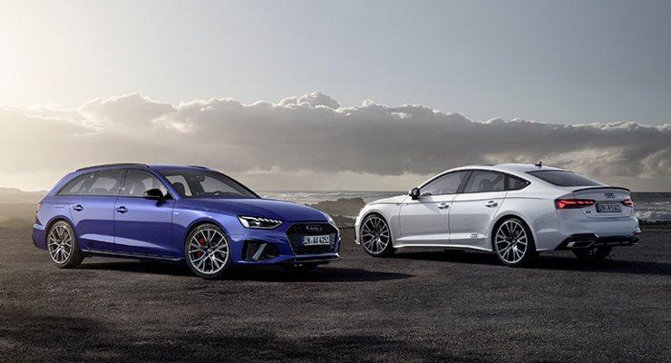 Audi A4 и A5