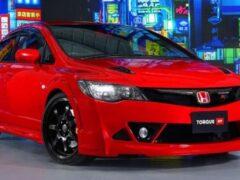 В Великобритании выставлен на продажу редкий экземпляр Honda Civic