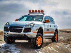 На продажу выставили 16-летний Porsche Cayenne за 1,3 млн рублей