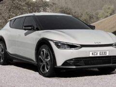 Число заказов на электрокроссовер Kia в Европе втрое превысило планы