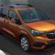 В Великобритании начались продажи Opel Combo-e Life