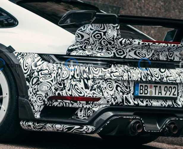 Techart GTstreet R Porsche 911