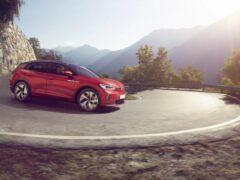 Volkswagen открыл прием заявок на новый кроссовер ID.4 GTX
